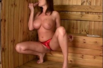 Gloryhole Swallow par une actrice porno Pro de la fellation - Glory Hole