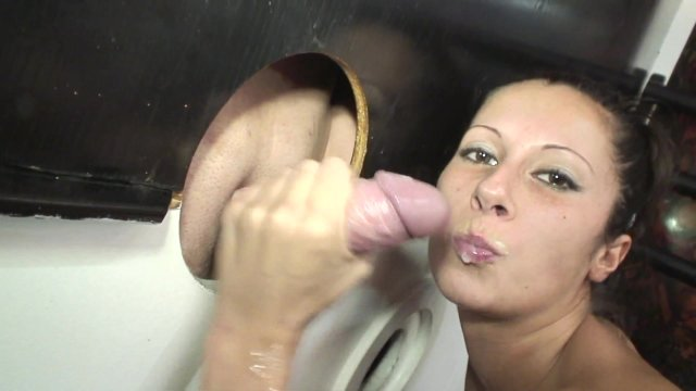 premier gloryhole couple